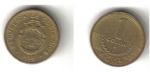 monedas de America - Costa Rica -  1 Colón