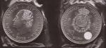 monedas de Europa - España -  30 euros. 75 Aniversario de S.M. Juan Carlos I.  2013