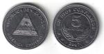 monedas de America - Nicaragua -  Córdobas
