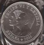 monedas de Europa - España -  30 euros. IV Centenario Miguel de Cervantes. Felipe VI y Letizia
