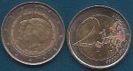 monedas de Europa - Holanda -  Willem Alexander y 28 anivº de Beatriz Koningin der Nederlanden