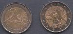 monedas de Europa - Francia -  UEFA Euro 2016