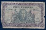 monedas de Europa - España -  Personage