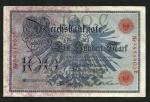 monedas de Europa - Alemania -  Aguila imperial