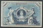 monedas de Europa - Alemania -  Retrato de mujer