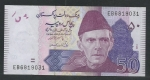 monedas de Asia - Pakistán -  ALI JANAH  (Fundador de Paquistan)