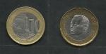 monedas de : Africa : Marruecos : Mohamed  VI y Csar (Rachidia)