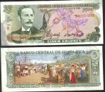 monedas de : America : Costa_Rica : 5 Colones
