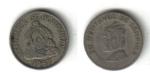 monedas de America - Honduras -  20 Centavos