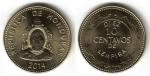 monedas de America - Honduras -  10 centavos
