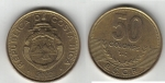 monedas de : America : Costa_Rica : Colón