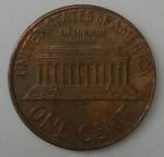 monedas de America - Estados Unidos -  1967 one cent