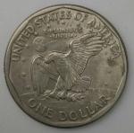 monedas de America - Estados Unidos -  1979- one dollar