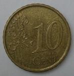 monedas de Europa - España -  2003 -10 cent euro
