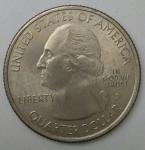 monedas de America - Estados Unidos -  2013 P quarter dollar