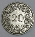 monedas de Europa - Suiza -  Luis Alberto