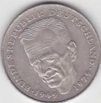 monedas de Europa - Alemania -  c anverso