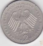 monedas de Europa - Alemania -  c reverso