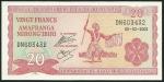 monedas de Africa - Burundi -  P 27d.4