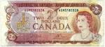 monedas de America - Canadá -  P-86b
