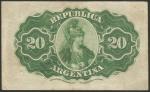 monedas de America - Argentina -  P-229