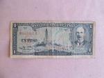 monedas de America - Cuba -  Billete cubano con firma de Camilo Cienfuegos