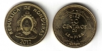 monedas de : America : Honduras : 10 Centavos de Lempira