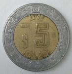 monedas de America - México -  Luismontes