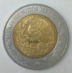 monedas de America - México -  2016 - 2 pesos