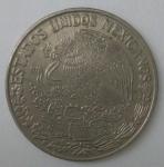 monedas de : America : México : 1980 reverso