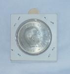 monedas de : Europa : Dinamarca : 10 Kroner SILVER Crown Coin, Princess Margaret & Prince Henrik  1967 Denmark