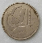 monedas de Europa - España -  1990 - pesetas