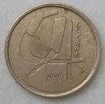 monedas de Europa - España -  1998 - 5 pesetas