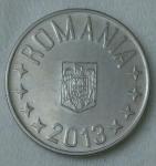 monedas de Europa - Rumania -  2013 - 10 bani