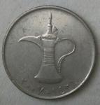 monedas de Asia - Emiratos Árabes Unidos -  1 dirham
