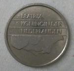 monedas de Europa - Holanda -  1992 - 20 ct