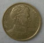 monedas de Asia - China -  2009 - 10 pesos
