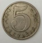 monedas de America - Colombia -  1886 venta