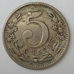 monedas de : America : Colombia : 1886 venta