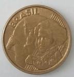 monedas de : America : Brasil : 2012 - 10 centavos