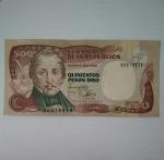monedas de America - Colombia -  1993 - 500 pesos