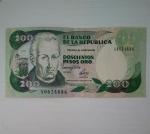 monedas de America - Colombia -  1992 - 200 pesos