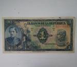 monedas de America - Colombia -  1940 - 1 peso