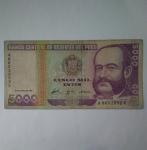 monedas de America - Perú -  1988 - 5000 Intis
