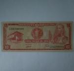 monedas de America - Perú -  1970 - 10 soles de oro