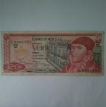 monedas de America - México -  1973 - 20 pesos