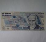 monedas de America - México -  1992 - 20 pesos