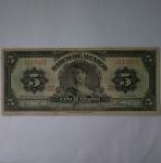 monedas de America - México -  1963 - 5 pesos