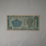 monedas de America - Venezuela -