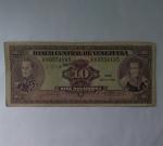 monedas de America - Venezuela -  1990 - 10 bolivares